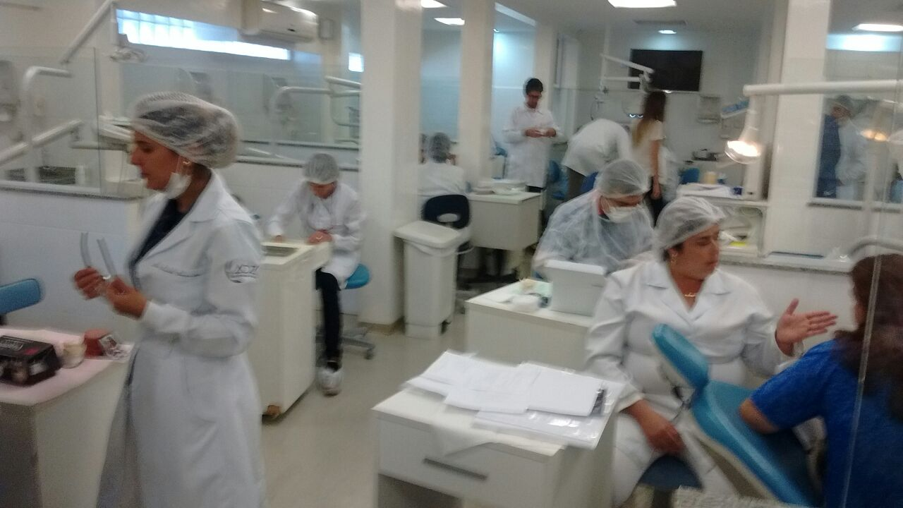 Prosthetic Courses Clinic Academy Cearense / 07.05 and 14.05
